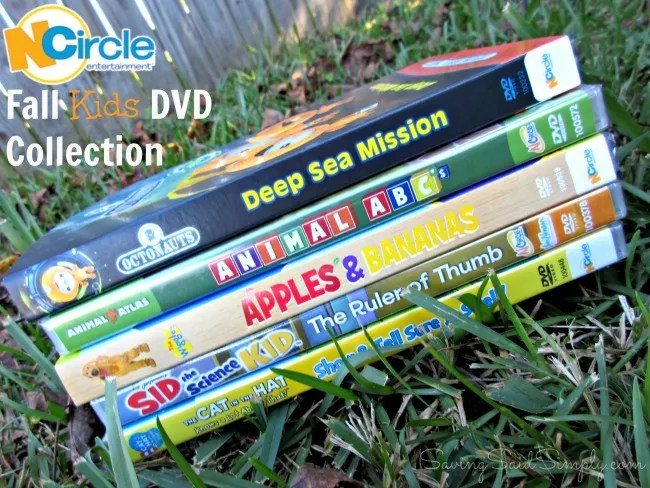 Ncircle entertainment fall dvd collection