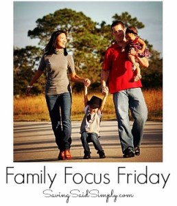 Family Focus Friday | Baby, Tampons Are Not For…