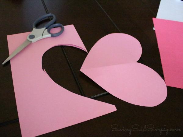 Valentines day kid craft easy