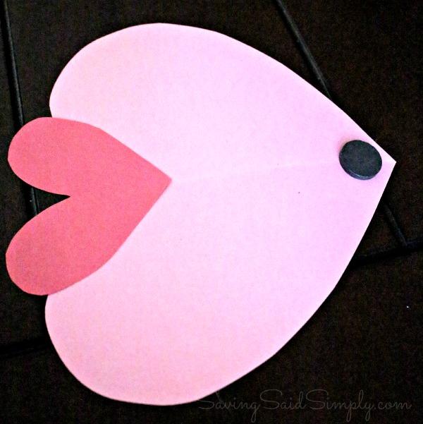 Valentines kid craft tutorial