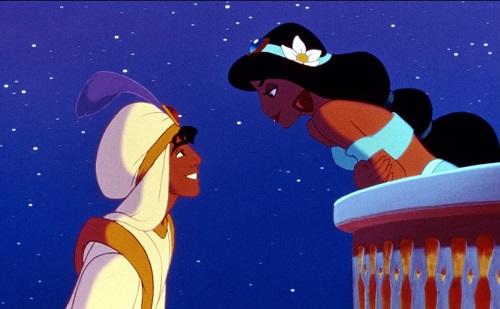 Aladdin diamond in the rough