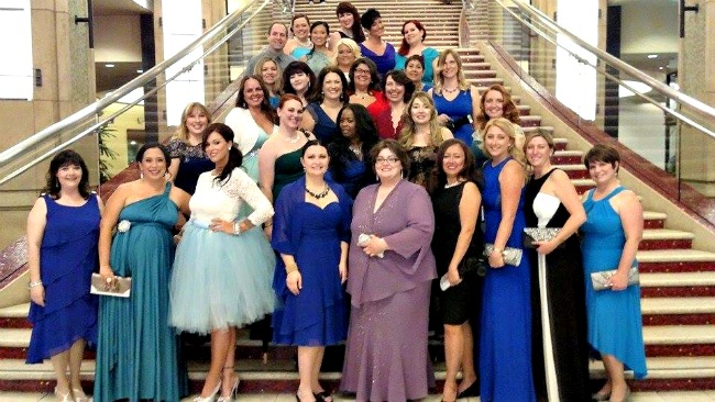 #CinderellaEvent group shot