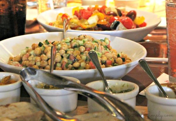 Best food at Disney Sanaa