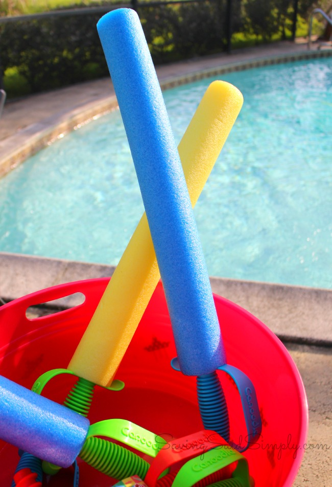 Best pool noodle toy