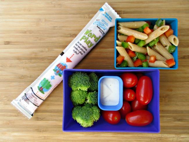 Countries lunchbox idea