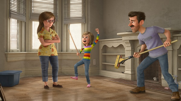 Disney pixar inside out movie review safe for kids