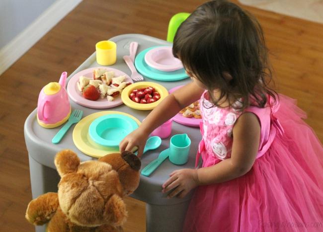 Tea party ideas for kids
