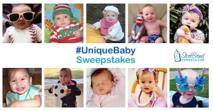Enter the Store Brand Formula #UniqueBaby Sweepstakes + $30 Visa Giveaway