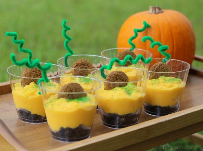 Easy Halloween treat idea