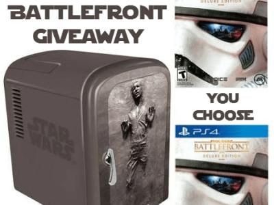 Star wars battlefront giveaway