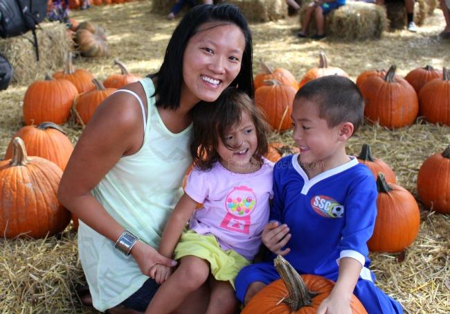 Pumpkin patch memories