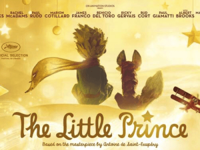 The little prince movie trailer