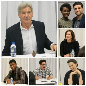 Weekend Giveaway Round Up 12-18 + Exclusive Star Wars Interviews