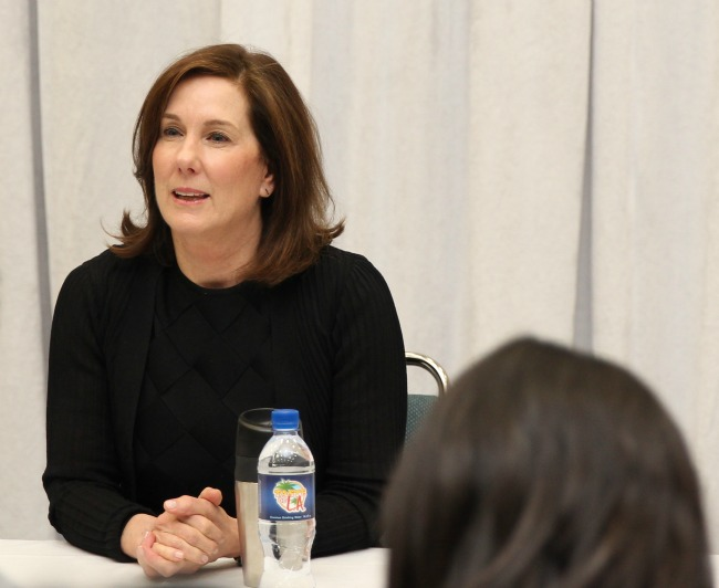 Kathleen Kennedy interview star wars