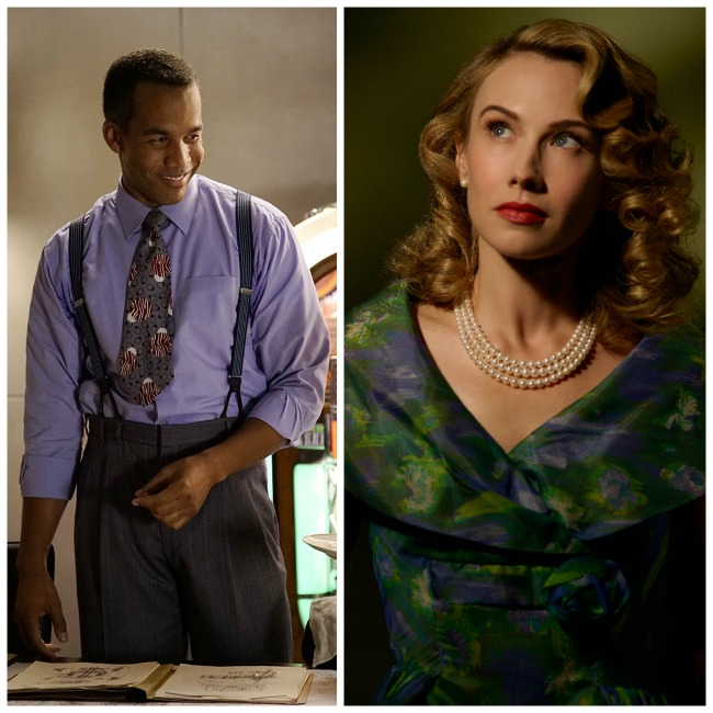 Agent carter season 2 new characters