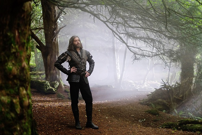 Galavant Timothy Omundsen interview