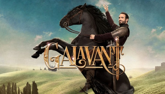 Galavant season 2 interview exclusive