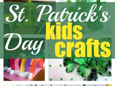 Best St. Patrick's Day crafts for kids