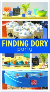 DIY Finding Dory Party + Step2 Water Table Giveaway