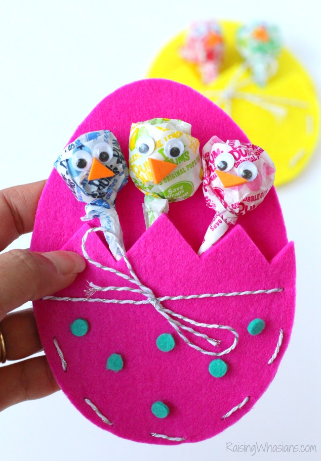 Easter treat kids craft
