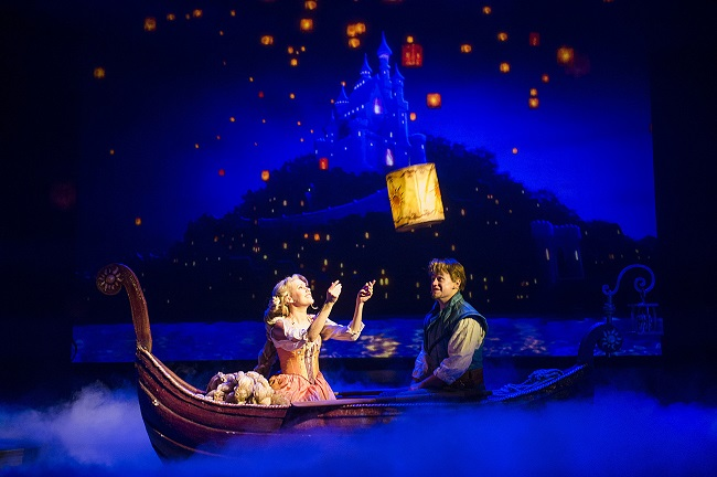 Fun facts tangled the musical