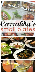 New Carrabba's Small Plates for Every Family Moment
