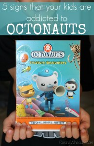5 Signs That Your Kids Are Addicted to Octonauts + Giveaway