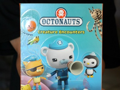 Signs that your kids are addicted to octonauts