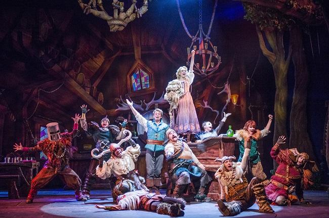 Tangled the musical Orlando
