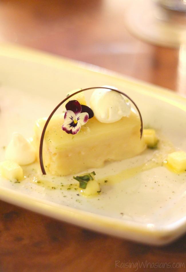 Jungle skipper canteen dessert