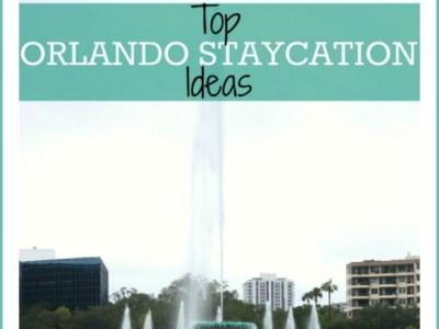 Top Orlando staycation ideas