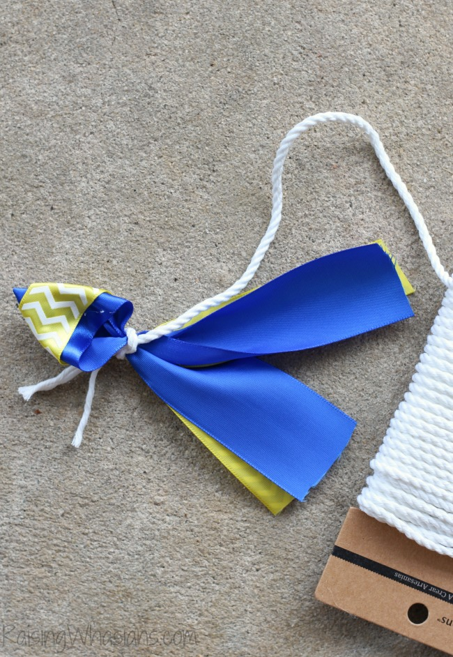 Finding Dory hair bow no sew