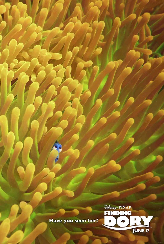Is Finding Dory safe for kids