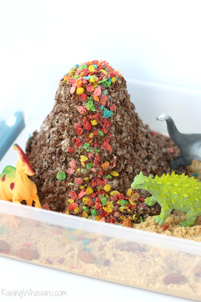 Pebbles cereal kids activity