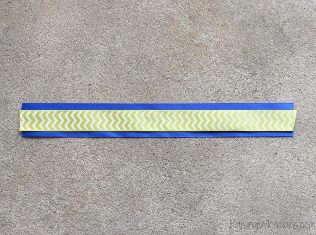 Ribbon fish hair bow