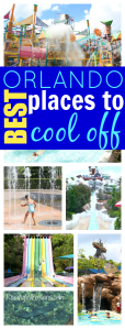 Great Orlando Water Parks, Pools, and Splash Pads to Cool Off