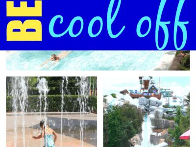 Best Orlando water parks pools splash pads