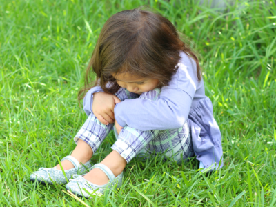 What back-to-school means to a toddler