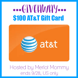 Back-to-School with AT&T + $100 Gift Card Giveaway