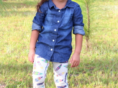 Affordable toddler girls style FabKids