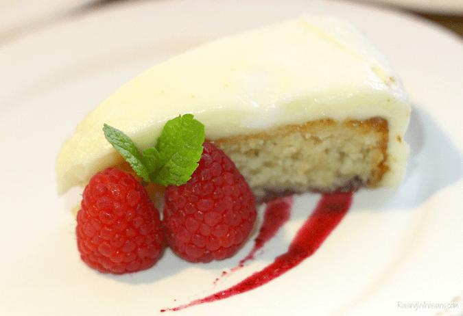 Homecoming kitchen dessert