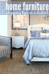 5 Best Home Furniture Shopping Tips on a Budget