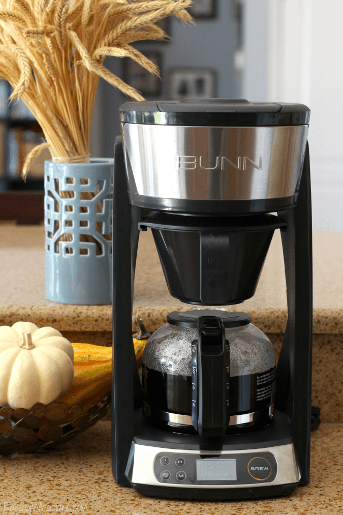 Bunn HB coffee maker review