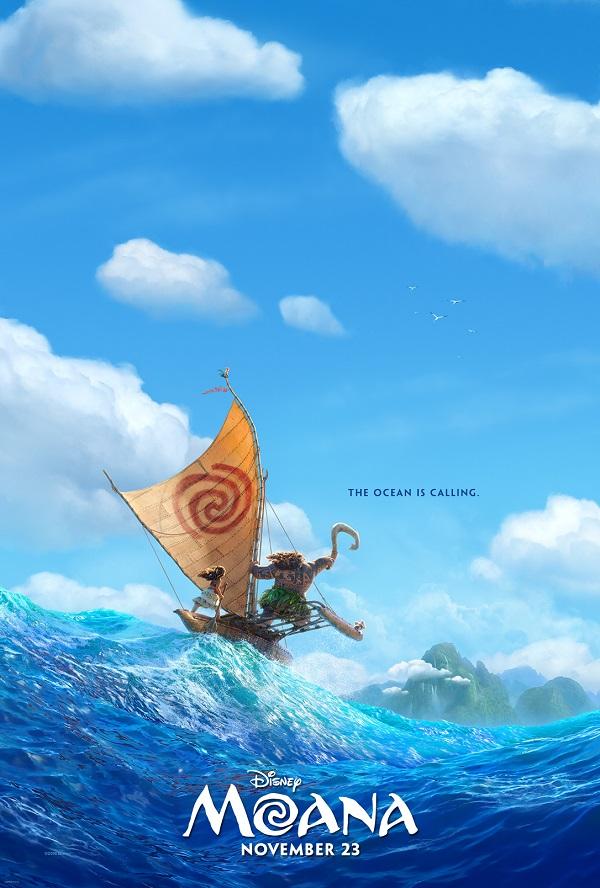 Disney Moana review for parents kids