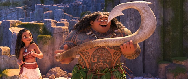 Is Moana safe for kids