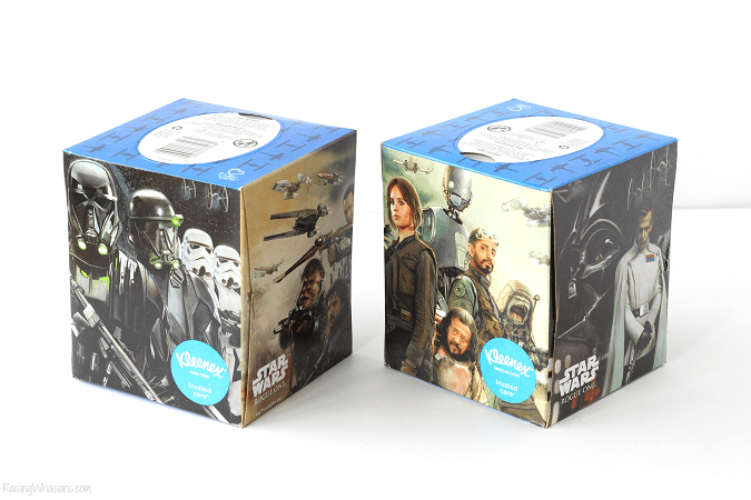 Kleenex star wars rogue one