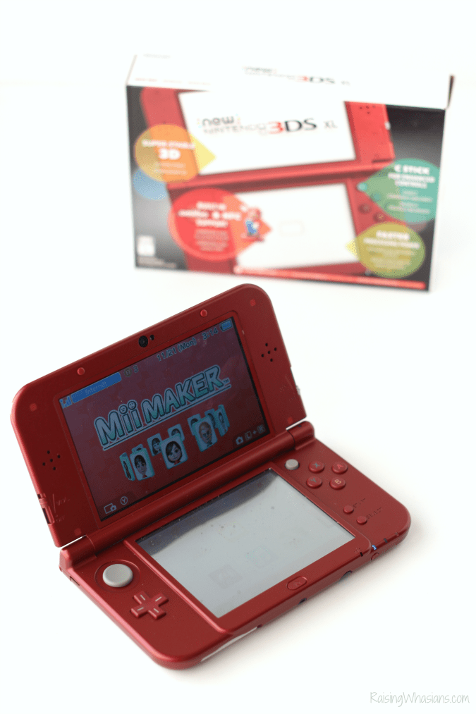 Nintendo 3ds xl review for parents