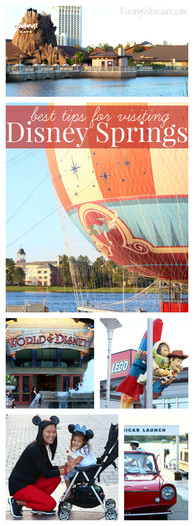 Tips Disney springs pinterest