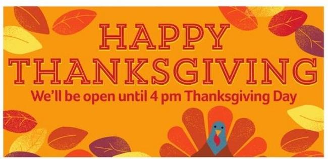 Winn dixie thanksgiving deals