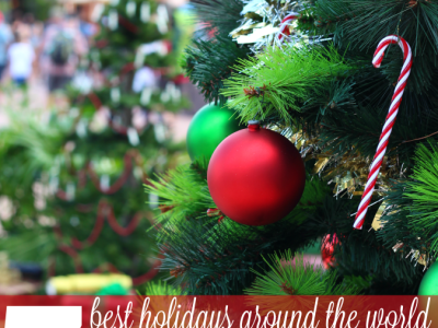 Best Epcot holidays around the world for families